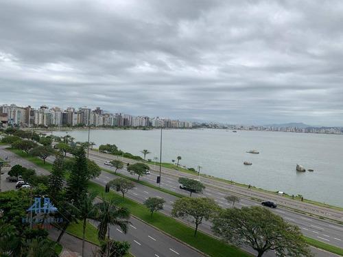 Apartamento À Venda, 155 M² Por R$ 1.790.000,00 - Beira Mar - Florianópolis/sc - Ap3273