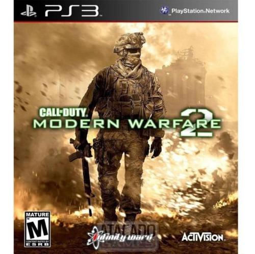 Call Of Duty Modern Warfare 2 Ps3 Digital