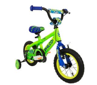 Bicicleta Para Niño Philco Patio Rodado 12