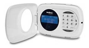 Teclado De Alarme Xat 4000 Lcd Smart