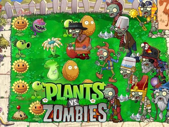 Decoraciones Para Cumple De Plantas Vs Zombies Souvenirs