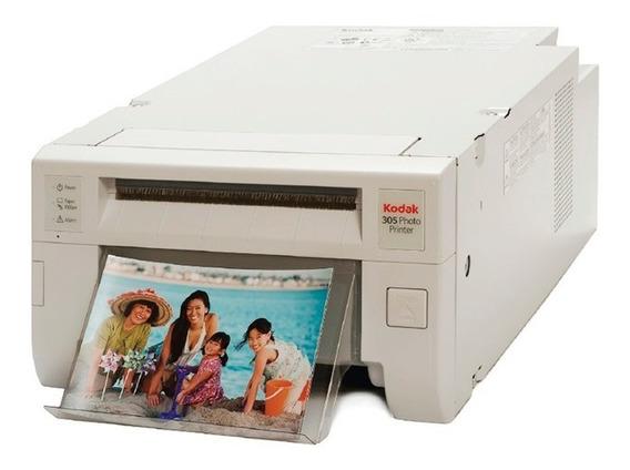 Impressora Kodak 305 Fotográfica Com Kit De 640 Fotos 10x15