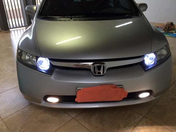 Honda Civic 1.8 Lxs Aut. 4p 2007