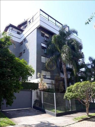 Linda Cobertura Duplex De Alto Padrão (paraíso Particular) - Ad0002