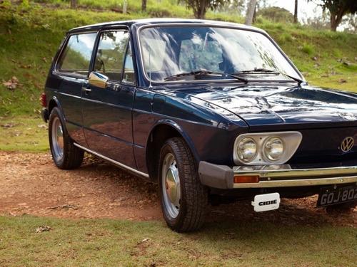 Volkswagen Vw Brasília, 79/80