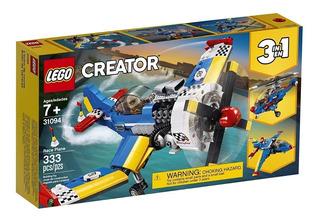 Lego Creator 3 En 1 31094 Avion De Carreras Mundo Manias