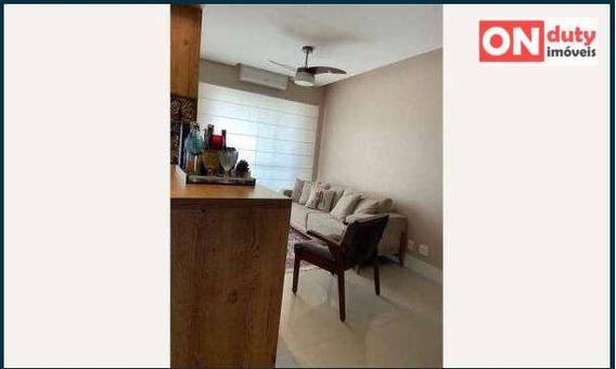 Apartamento Com 3 Dormitórios À Venda, 81 M² Por R$ 550.000,00 - Estuário - Santos/sp - Ap5082