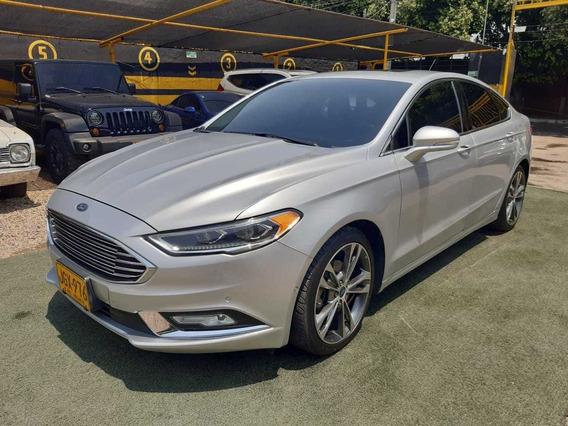 Ford Fusion Titanium Plus At 2017