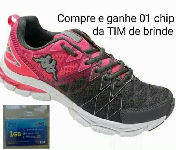 Tênis Feminino. Original Promoção Compre E Ganhe Um Brinde.