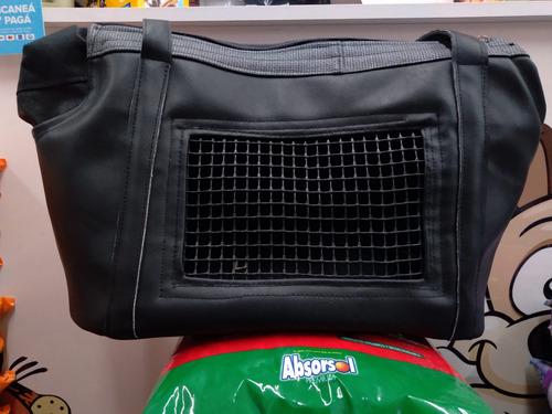 Bolso Transportador Para Gatos 50x40