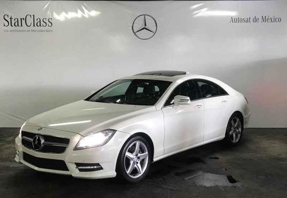 Mercedes-benz Clase Cls 4p Cls 350 V6/3.5 Aut