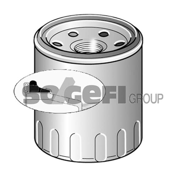 Filtro Oleo Fram Ph6607 Sentra Vi (b16)