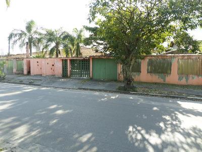 Vendo Casa Com Terreno Lado Praia Em Itanhaém Sul De Sp