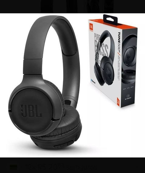 Headphone Jbl T500 Bluetooth
