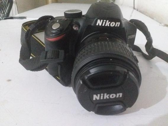 Troco Camera Fotografica Nikon 3200 Por Canon