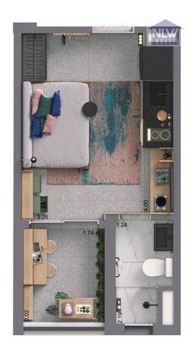 Imagem 1 de 8 de Studio À Venda, 22 M² Por R$ 389.000,00 - Vila Mariana - São Paulo/sp - St0268