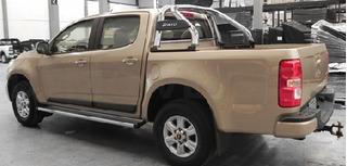 Jaula Acero Inoxidable S10 2012 A 2020 Original Bracco
