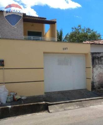 Casa Duplex À Venda - Cidade Dos Funcionários - Fortaleza/ce - Ca0213