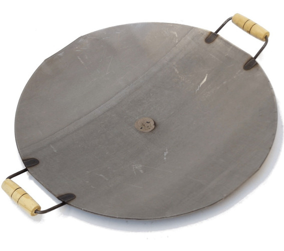 Tacho Campeiro Tipo Disco De Arado Côncavo Aço 3 Mm De 45 Cm