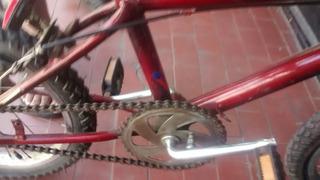 Bicicleta Bmx Excelente Estado Usada Para Freestyle Rodado 1