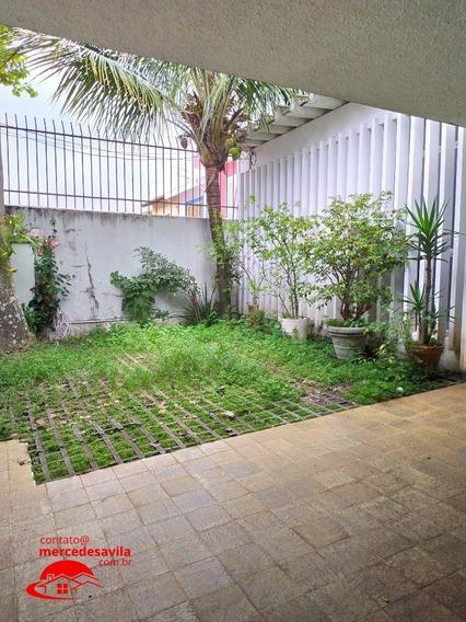 Casa Terrea Campo Belo Tres Dormitorios Zona I - V-97504