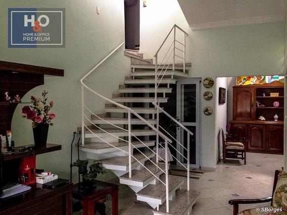 Casa Residencial À Venda, Bela Vista, Osasco. - Ca0019