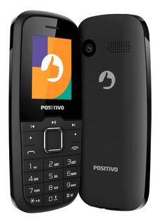 Celular Positivo P26 32mb Dual 2g Tela 1.8 Rádio Fm Preto