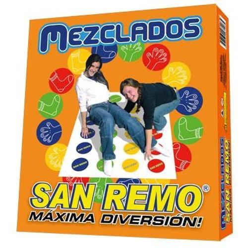 Mezclados San Remo Caja