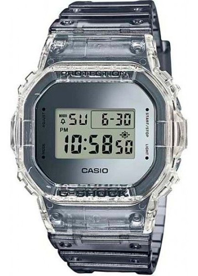 Relógio Casio G-shock Dw-5600sk-1dr Skeleton Original