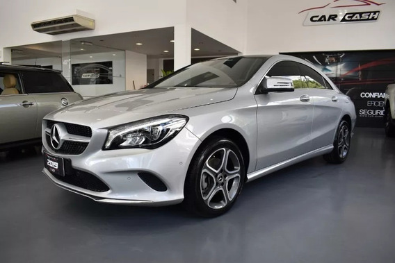 Mercedes Benz Clase Cla 1.6 Cla200 Urban 156cv At - Car Cash