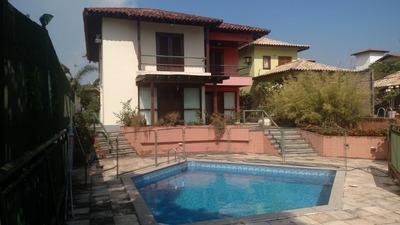 Casa Em Sape, Niterói/rj De 246m² 4 Quartos À Venda Por R$ 700.000,00 - Ca215465