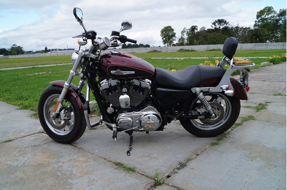 Harley 1200 2015 Só 2000 Km Rodados. Nova.