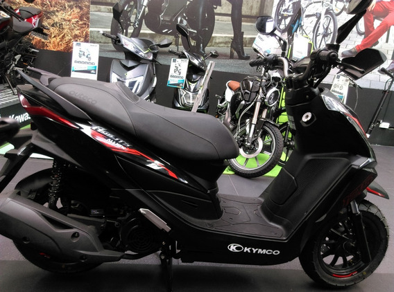 Kymco Digital All New Modelo 2020 Ahorra 350.000