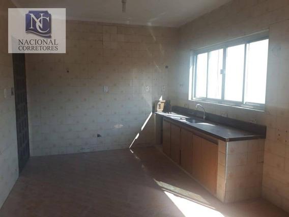 Sobrado Para Alugar, 250 M² Por R$ 3.000,00/mês - Santa Maria - Santo André/sp - So3417