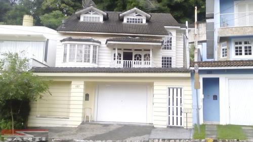 Imagem 1 de 15 de Estilo Colonial - Aceita-se Apartamento Como Parte De Pagamento - St14243
