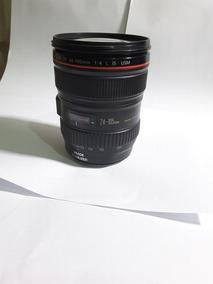 Lente Canon 24-105 F4 L Is Usm