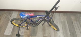 Bicicleta Niño 16