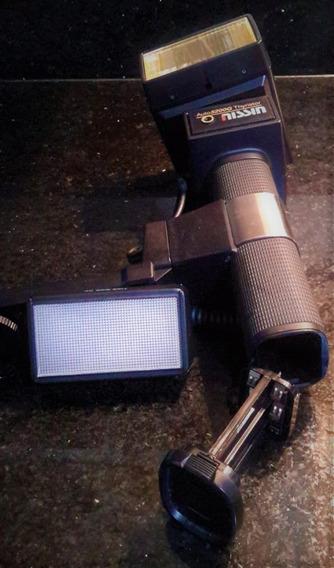 Flash Nissin Auto 5200g Thyristor Fotografia Profissional