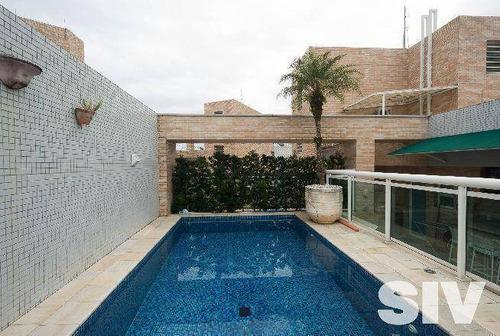 Imagem 1 de 19 de Cobertura Com 4 Dormitórios À Venda, 261 M² Por R$ 4.300.000,00 - Riviera - Módulo 7 - Bertioga/sp - Co0101