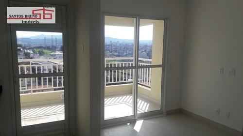 Apartamento Com 2 Dormitórios À Venda, 55 M² Por R$ 310.000,00 - Piqueri - São Paulo/sp - Ap2539