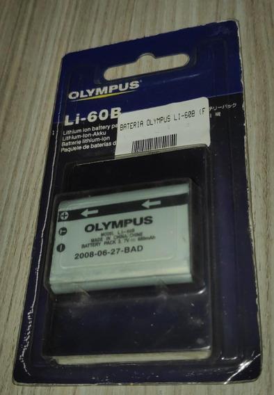 Bateria Camera Olympus Li-60b Fe-360 Fe-370 Fe-670 C-575