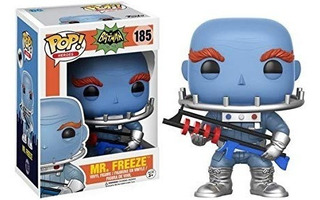 Funko Pop Heroes Dc Heroes Mr. Freeze Original