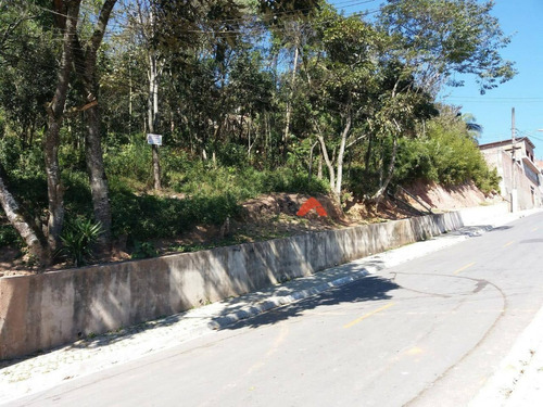 Terreno À Venda, 2036 M² Por R$ 650.000,00 - Jardim Santa Luzia - Embu Das Artes/sp - Te0060
