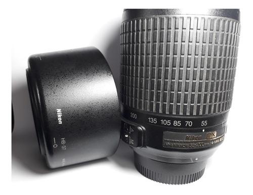 Lente Af-s 55-200mm Vr