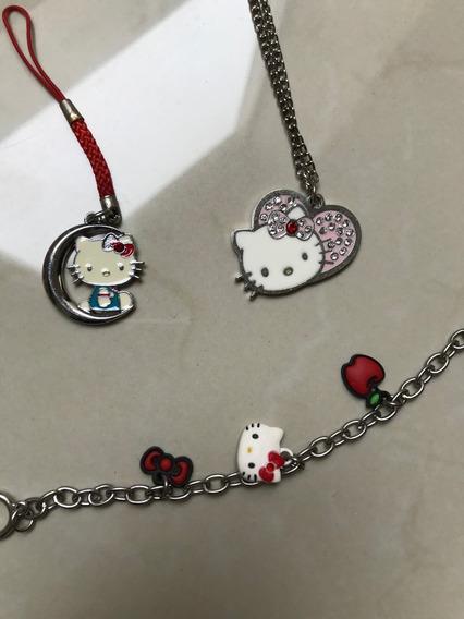 Accesorios Joyeria Hello Kitty