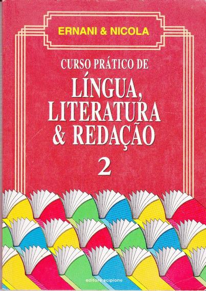 Língua, Literatura & Redação 2 Curso Prático / Livro Soberbo