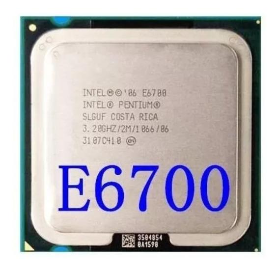 Processador Pentium E6700