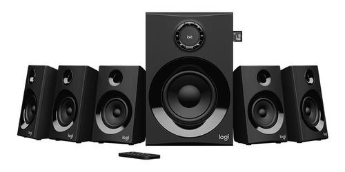 Home Theater 5.1 Logitech Z607 160w Bluetooth Sonido Cinema