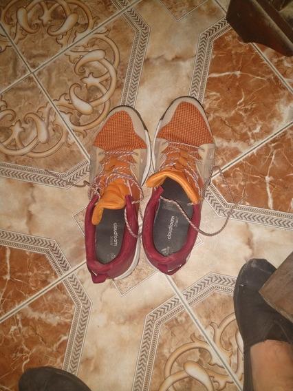 Zapatillas adidas Kanadia Hombr Tr8 Talle Usa 10 1/2 28,5cm