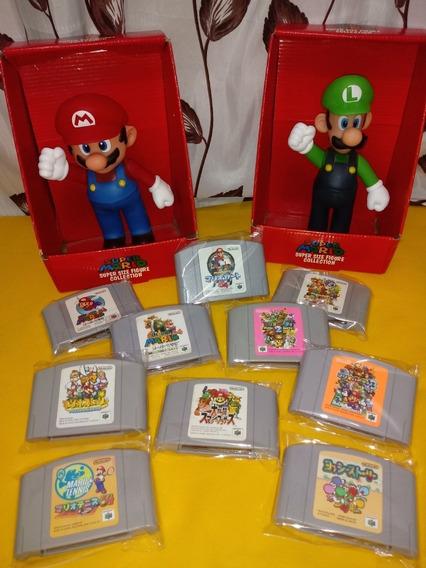 Jogos Nintendo 64 N64 E Snes Originais A Partir De 25 Reais